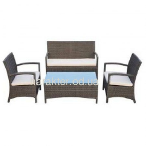 Комплект мебели из ротанга Bavaro
