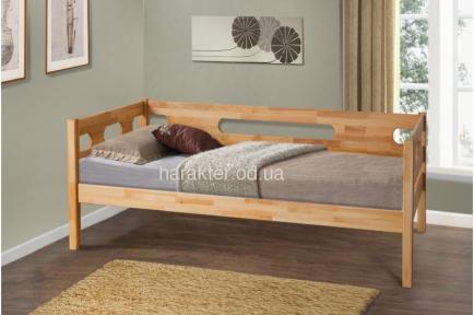 Кровать-диван односпальная деревянная Сьюзи мм