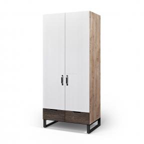 Шкаф двухдверный, Шафа дводверна G-02 920*600*2100h