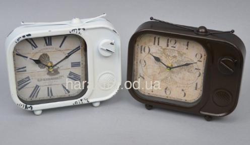Часы - декор XY3049 (синий) АТ