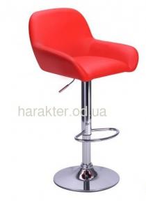 Барный стул Juan красный, белый, черный амф