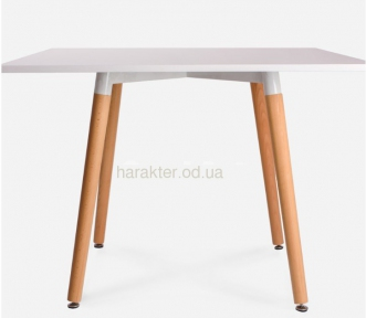 Стол деревянный квадратный Tavolo 100*100 са