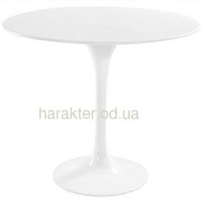 Стіл Тюльпан М дерев'яний діаметр 60 см, стол обеденный Тюльпан М, дерево, диаметр 60 см мдс