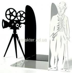 Упоры для книг Чарли Чаплин Chaplin ГЗ G-025