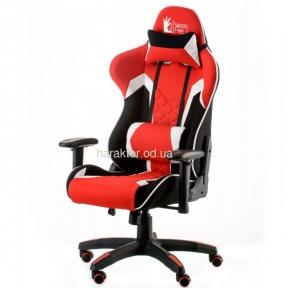Кресло геймерское ExtremeRace_3, кресло компьютерное тсп
