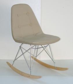 Стул, кресло-качалка Alex Rack экокожа, бархат, шенилл