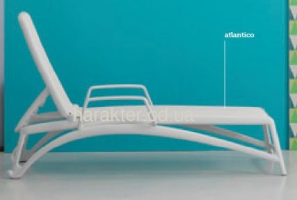 Подлокотник для шезлонга Bracciolo Atlantico new