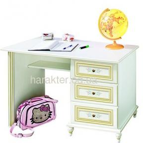 Письменный стол с надстройкой Принцесса