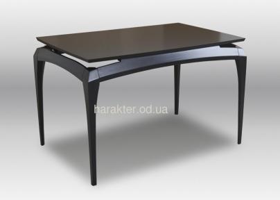 Стол обеденный раскладной деревянный Navi стіл МФ каркас бук, столешница МДФ