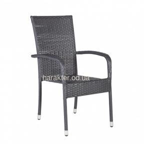 Ротанговий стілець Savanna (13158) - Стільці з підлокітниками ввк