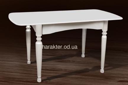 Стол обеденный деревянный Поло раскладной (беж) (ультра) мм