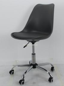 Стул офисный Милан, кресло офисное Milan Office пластик, мягкая сидушка ом