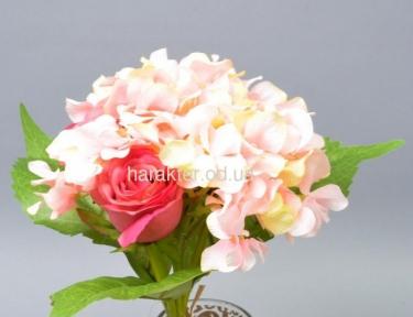 Цветочная композиция SUB1247. Размеры - 27*20 см. ат