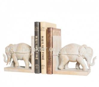 КС Подставка под книги  Слоны 108263