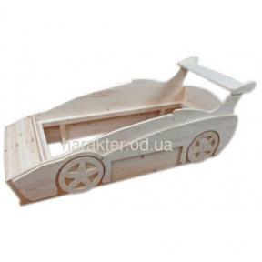 Детская кровать-машинка Спорткар шс