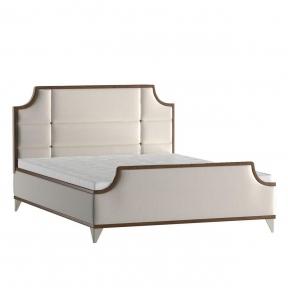 Мягкая кровать Milton 160*200 вс