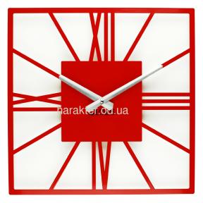 Настенные Часы  New York Red, Black гз