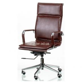 Кресло офисное, компьютерное, руководителя Solano 4 artleather (три цвета)