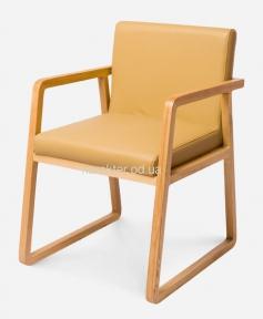Стул деревянный, кресло Bгuno са