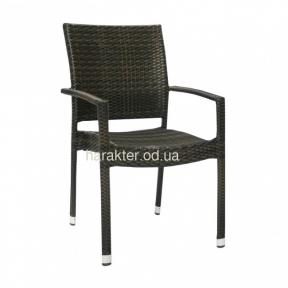 Крісло Wicker-3 (13364) - Стільці з підлокітниками ввк