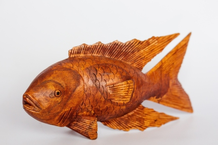 Декор Рыба суар 30см 32155 или 20 см 32156 эм