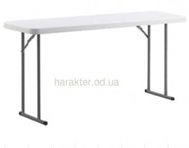 Складной стол PLTBY - 18301 Белый ом
