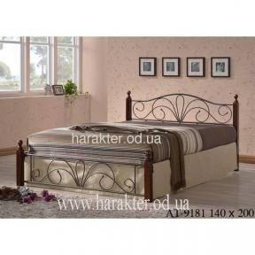 Кровать двуспальная АТ-9181 180*200 (СТОК)