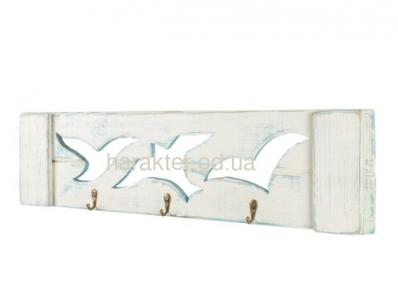Вешалка в морском стиле Чайки ВВ SS003199