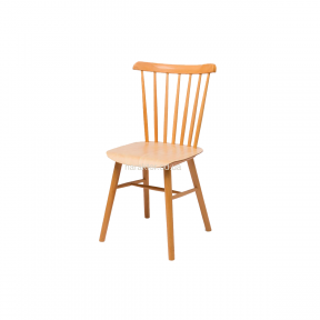 Стул деревянный Ironica, бук, сиденье фанера са