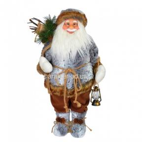 Декоративная игрушка Дед Мороз 70 см