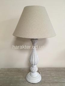 Лампа Настільна , дерево тканина, H-64 см  YT8219B01-6315 фд