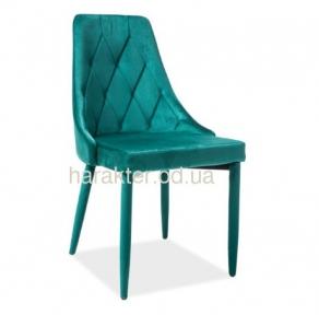 Крісло Trix Velvet, стул мягкий Trix Velvet