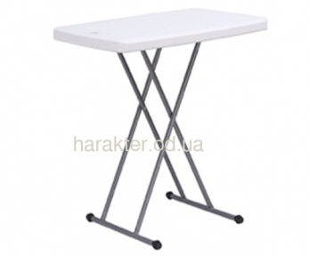 Складной стол PLTBY - 3270 Белый ом