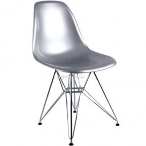 Стул Eames (Прайз, Тауэр), пластик цвета разные, поликарбонат (ножки металл) са