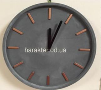 Годинник Beton сірий фд