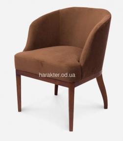 Кресло Empire, дерево, ткань на выбор