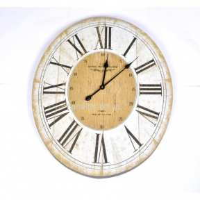 Часы настенные белые B0061 ат