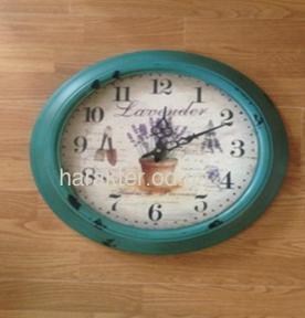 Годинник Настінний Лофт Метал D-40 см