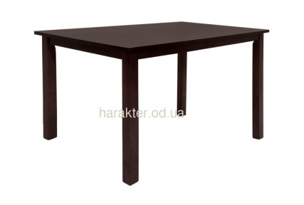Стол обеденный деревянный Твистер 1100х700х750 (венге) КД