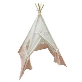 Вигвам, детская палатка, три цвета 109545, 109548, 109551 (h 160/180),140*130 см