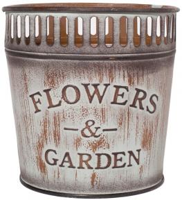 Кашпо M Flowers & Garden 18 см или 31см 106384-2 кс