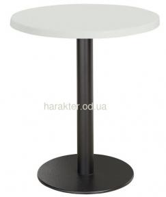 Стол барный высокий Кипр-2, Кипр-1 круглый, диаметр 60 см, высота 110 см