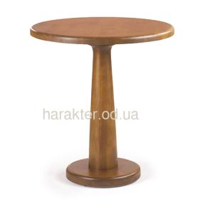 Стол деревянный с деревянной столешницей ВО Пинк1