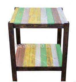 Садовый журнальный столик из дерева Том Сойер ВВ SS002095