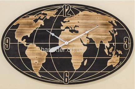 Частенные часы Worldwideу L109см гп