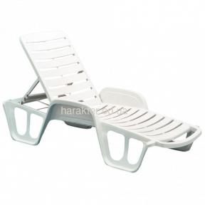 Пляжный шезлонг Fisso (91000) - Пляжные шезлонги ввк