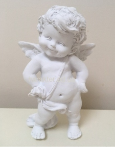 Ангел Хлопчик Стоїть 2 види маленькі 0535 фд