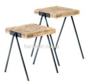 Стол журнальный, кофейный из дерева ВВ SS004365 Ватра