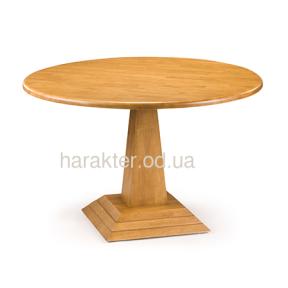 Стол деревянный с деревянной столешницей ВО Пинк2