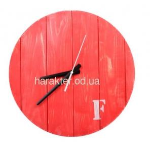 Часы настенные из дерева 5 O'Clock ВВ SS002052